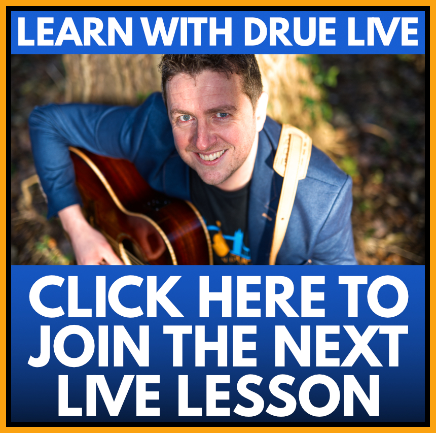 Learn With Drue Live - Click Here To Join The Next PSA Webinar